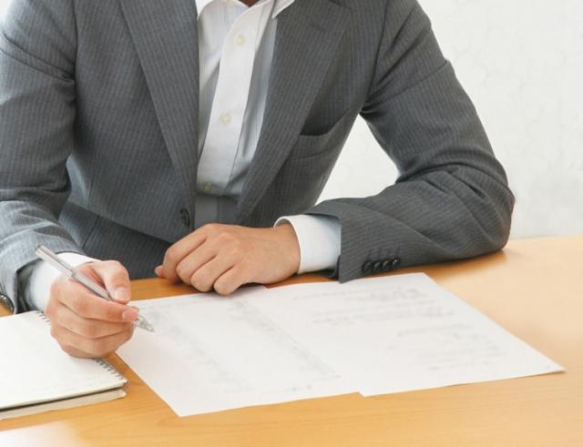 履歴書・職務経歴書は9割方完成させておく
